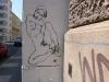 Street Art Hommage Schiele